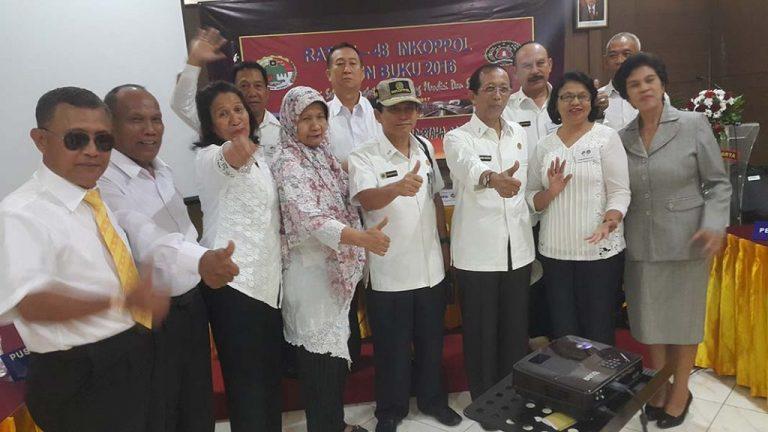 Rapat Anggota Tahunan ( RAT ) Inkoppol Polri ke-48